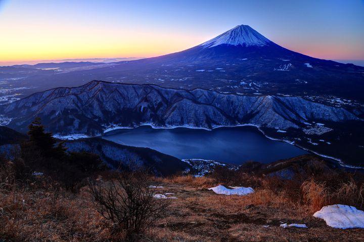 都内だとは思えない大自然が!東京都内の登山スポット15選!