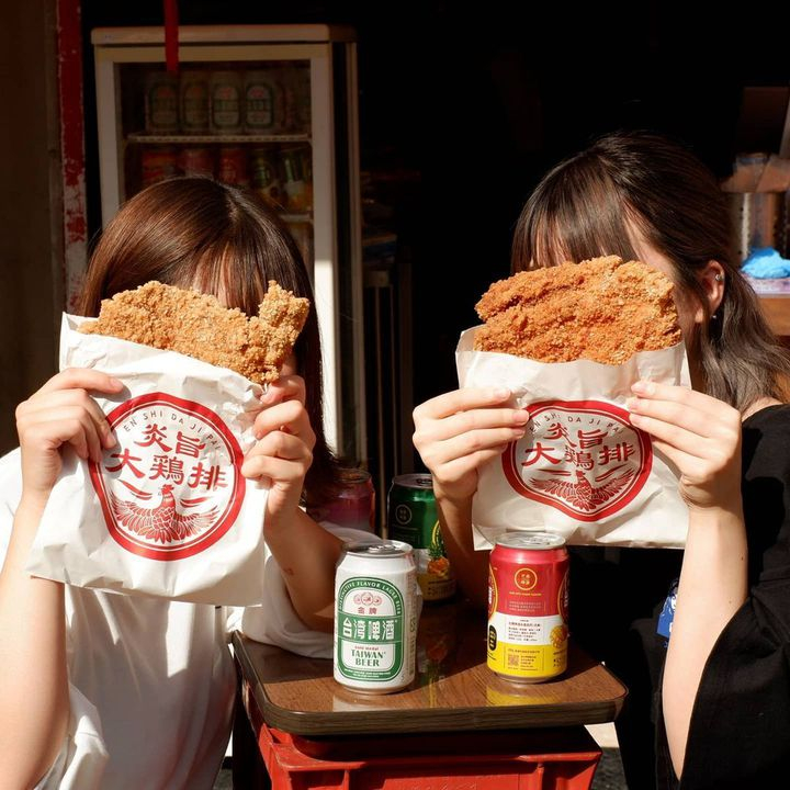 お隣には台湾カステラも!名古屋・大須に台湾からあげの「炎旨大鶏排」がオープン
