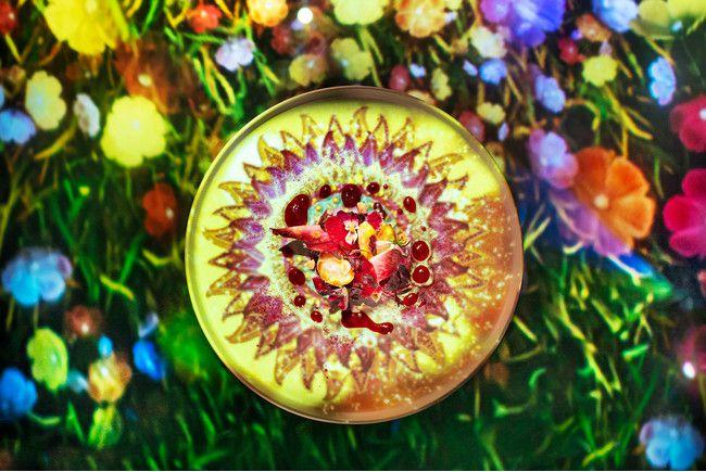 ウィンターバージョンにアップデート!TREE by NAKEDで「食×アート」体験