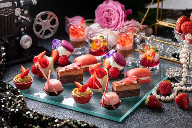 旬のいちごがドレスアップ!東京近郊ホテルのいちごアフターヌーンティーまとめ