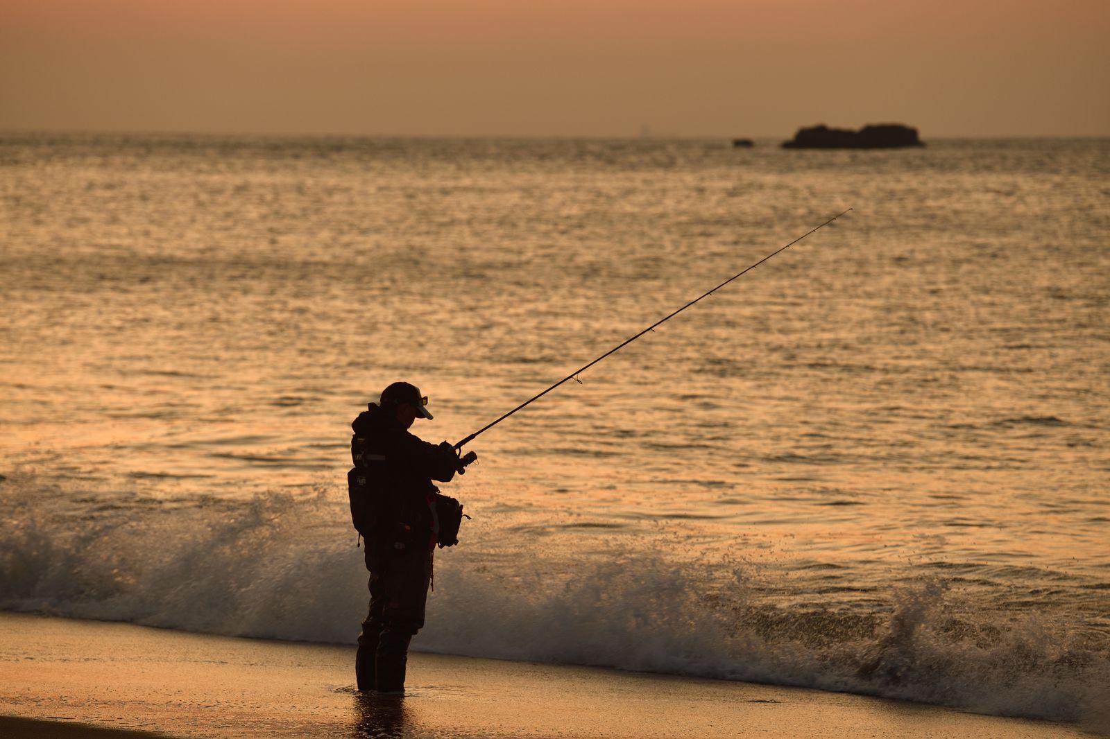 釣り コロナ 外出自粛