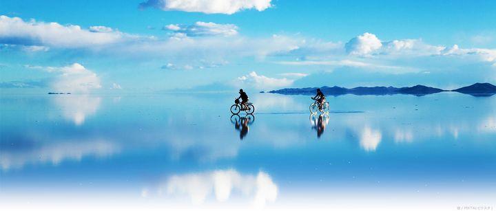 【厳選40枚】死ぬまでに見たい絶景!ウユニ塩湖、表情の変わる7色の絶景画像