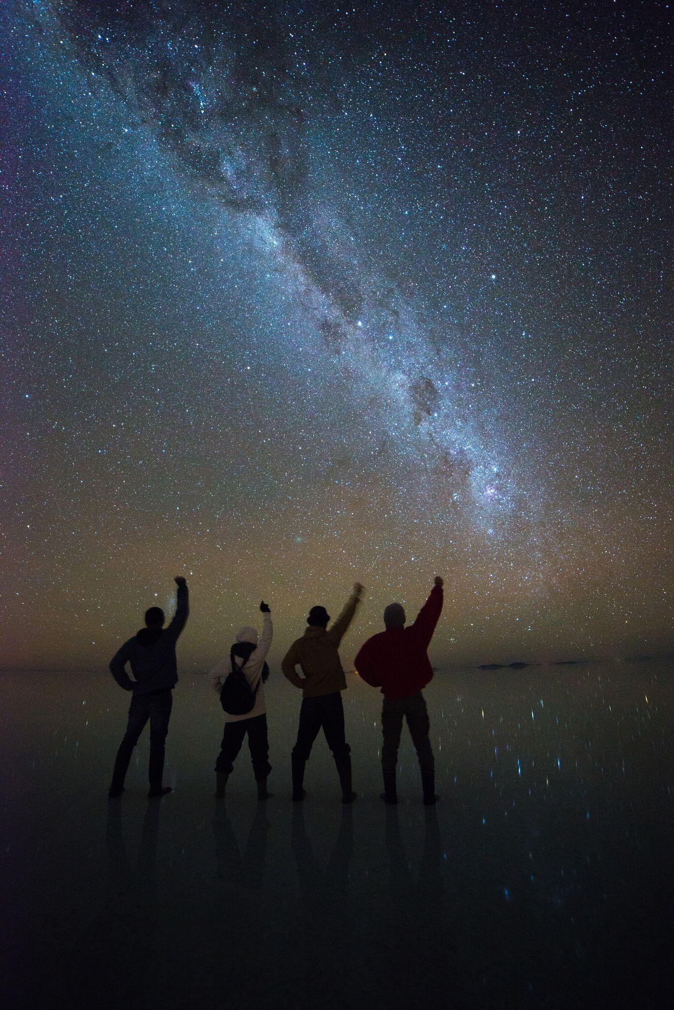 圧倒的すぎる星の海 ウユニ塩湖の絶景 星空 画像まとめ 厳選枚 Retrip リトリップ