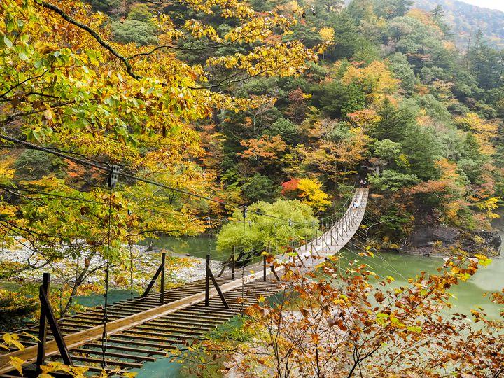 これは絶景すぎる!静岡県・寸又峡の美しすぎる紅葉まとめ