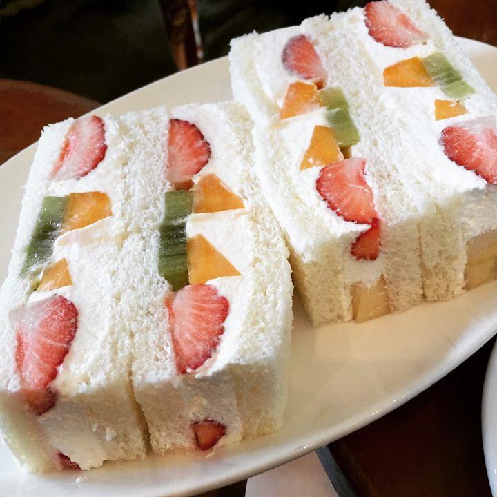 ついにブーム到来!東京都内の今すぐ食べるべき「フルーツサンド」5選
