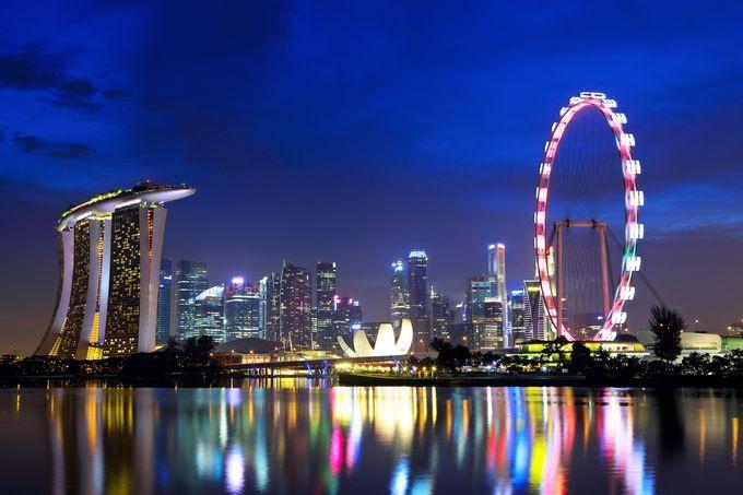 あの夢がかなっちゃう!「シンガポール」でしたい7のこと