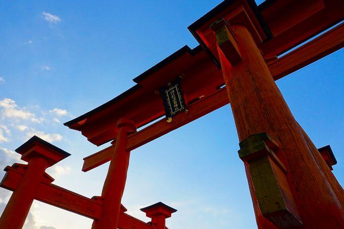宮島で綺麗な写真を撮影するならココ!【絶景】オススメスポットをご紹介。