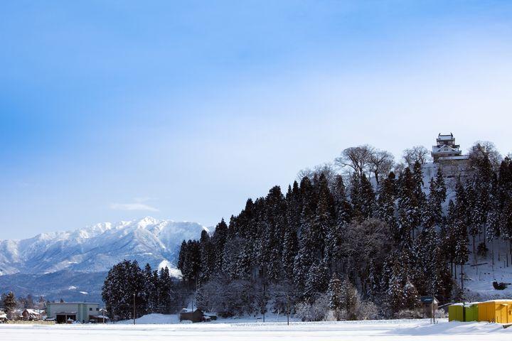 第二の日本のマチュピチュ?雲海に浮かぶ「越前大野城」がまさに天空の城