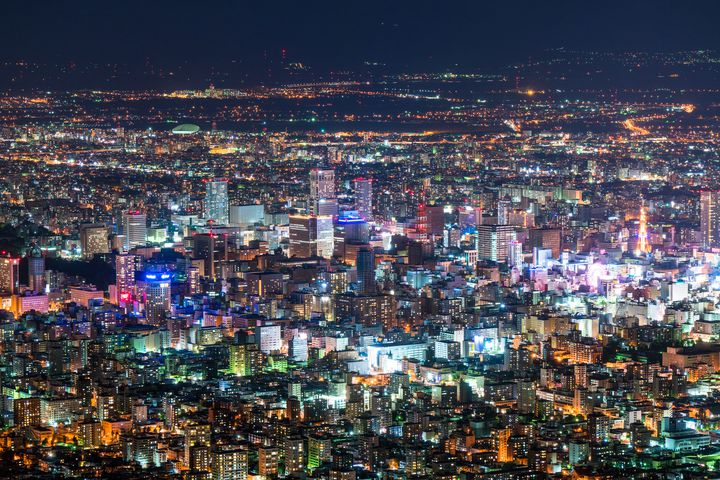 """日本一の夜景はここだ!日本""""新""""三大夜景が公式決定しました"""