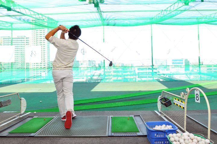 中 目黒 ゴルフ 練習 場