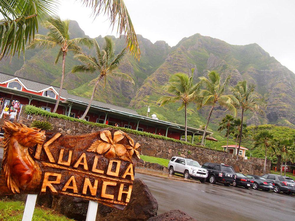 ■KUALOA RANCH住所:49-560 Kamehameha Hwy. Kaneohe, HI電話番号:1-808-237-7321料金:乗馬ツアー1時間/大人 $74(税別)日本語サイト:http://www.kualoa.jp/※情報は2015年11月末日現在のもの