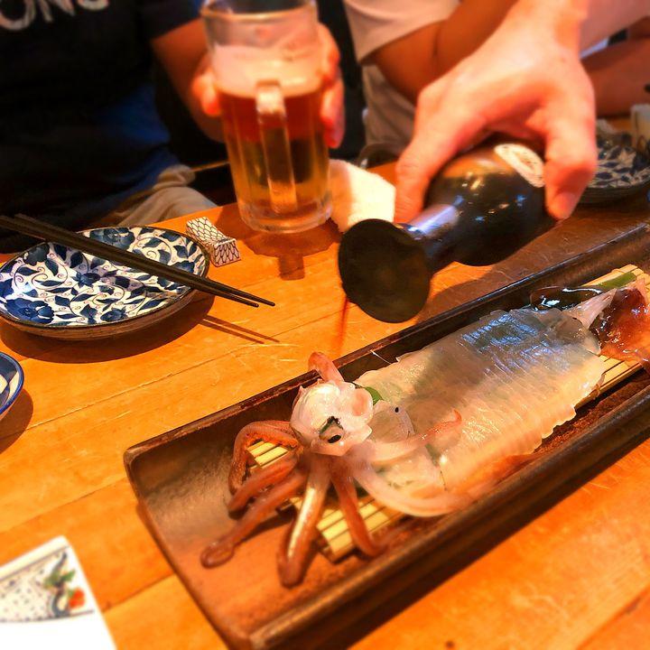 生きたまま喰らう幸せ!関東で海鮮の「踊り食い」ができるお店7選