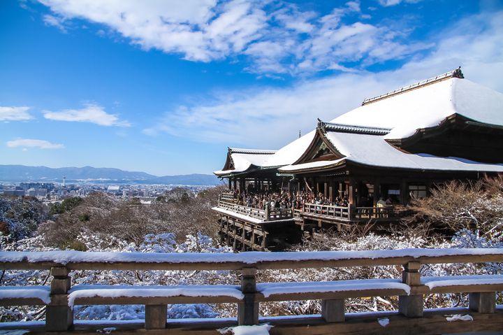 魅力が120%増しに!冬に行きたい国内旅行先ランキングTOP10