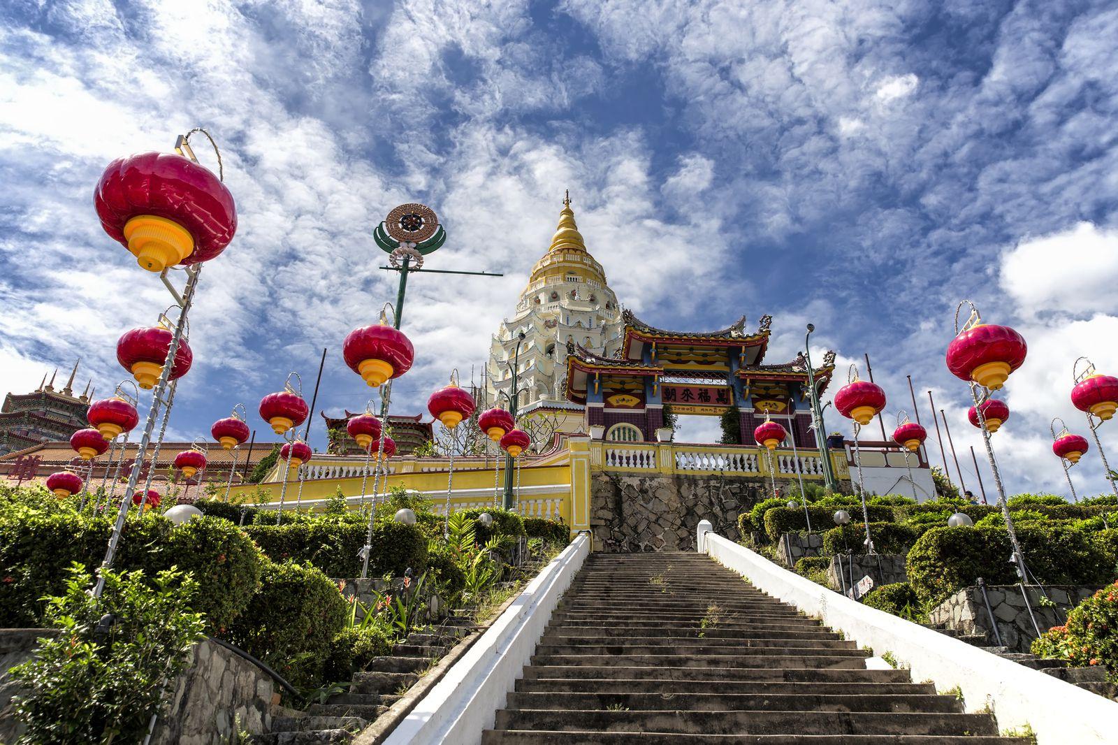 世界遺産 マレーシア・ペナン島のおすすめ観光スポット15選                このまとめ記事の目次