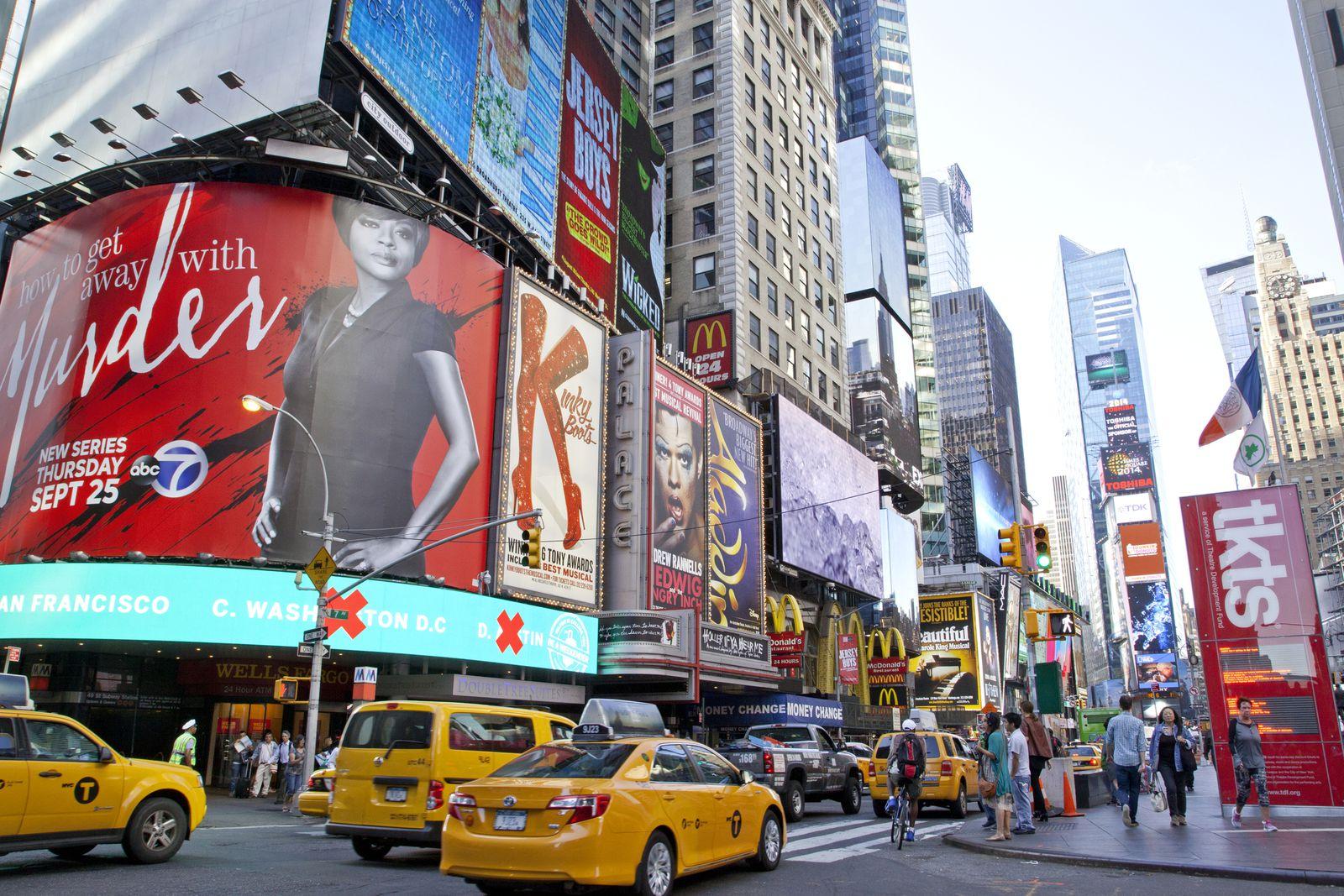 """【NYエリア別】マンハッタン""""ミッドタウン・ウエスト""""の名所を巡るモデルコースをご紹介                このまとめ記事の目次"""