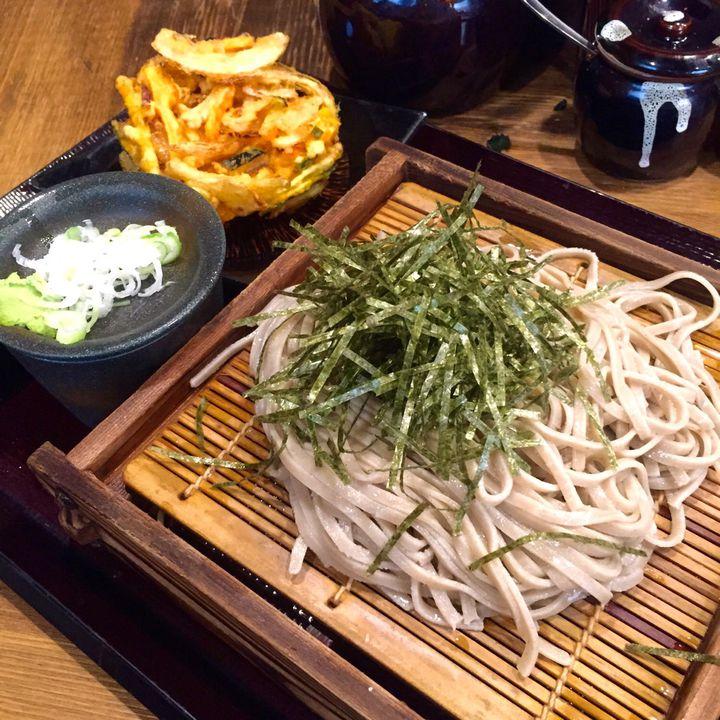 通り過ぎててはもったいない!東京都内で本当に美味しい立ち食いそば5選