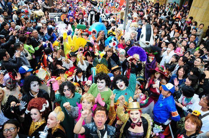 渋谷ドンキにハロウィン期間限定ショップOPEN