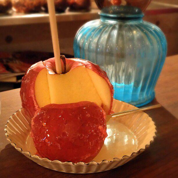 懐かしさ爆発!新宿にあるりんご飴専門店「ポムダムールトーキョー」で童心に帰ろう