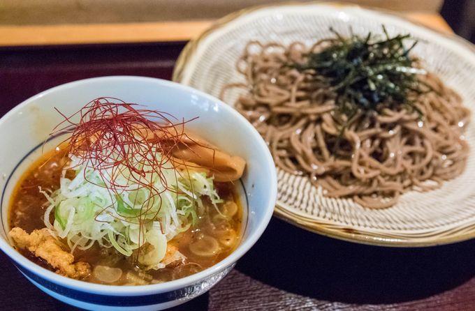 つけ蕎麦安土 高田馬場本店>
