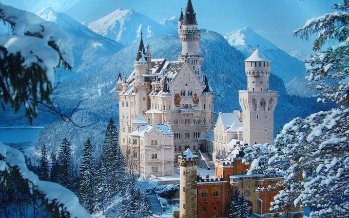 この冬行きたい世界の絶景