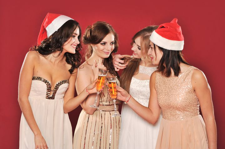 クリぼっちに送る!クリスマス女子会がデートよりも楽しい8つの理由