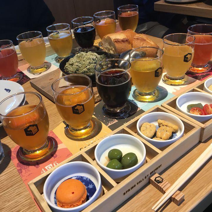 今夜は京都で酔いしれる。ビールをお洒落に楽しみたい貴方に捧ぐ7店