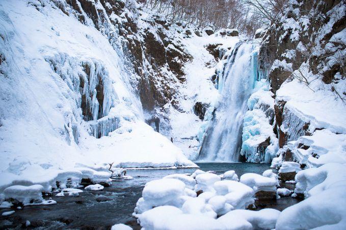 日本一の雪景色がココに!ため息が出るほど美しい東北の