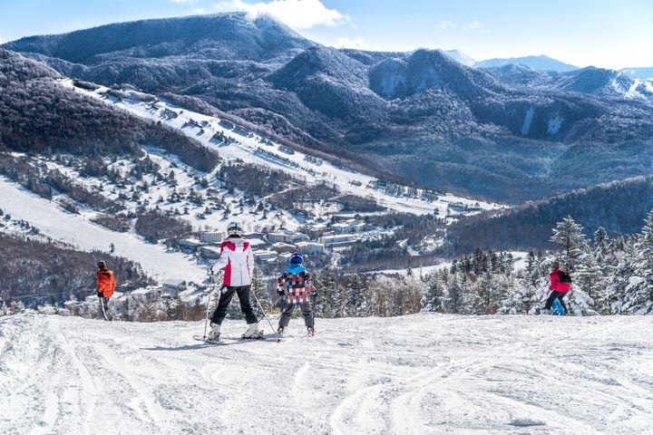 滋賀県でおすすめのスキー場5選!この冬はスキー・スノボへGO!