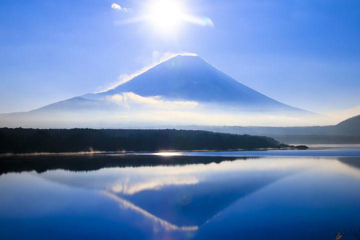 富士山と湖の絶景!富士五湖のフォトスポット5選!