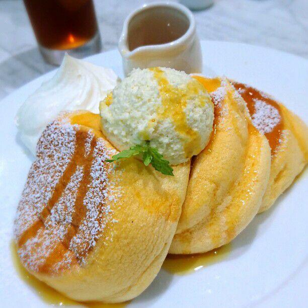 【終了】ふわとろ食感でとろけちゃう!「幸せのパンケーキ」ついに東京上陸