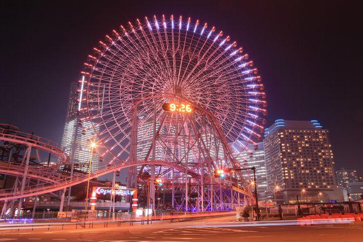 二人の距離が急接近!夜景が美しい日本全国の観覧車7選