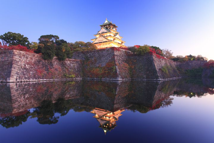 定番から穴場まで!絶対外せない大阪のおすすめ人気観光スポットTOP40