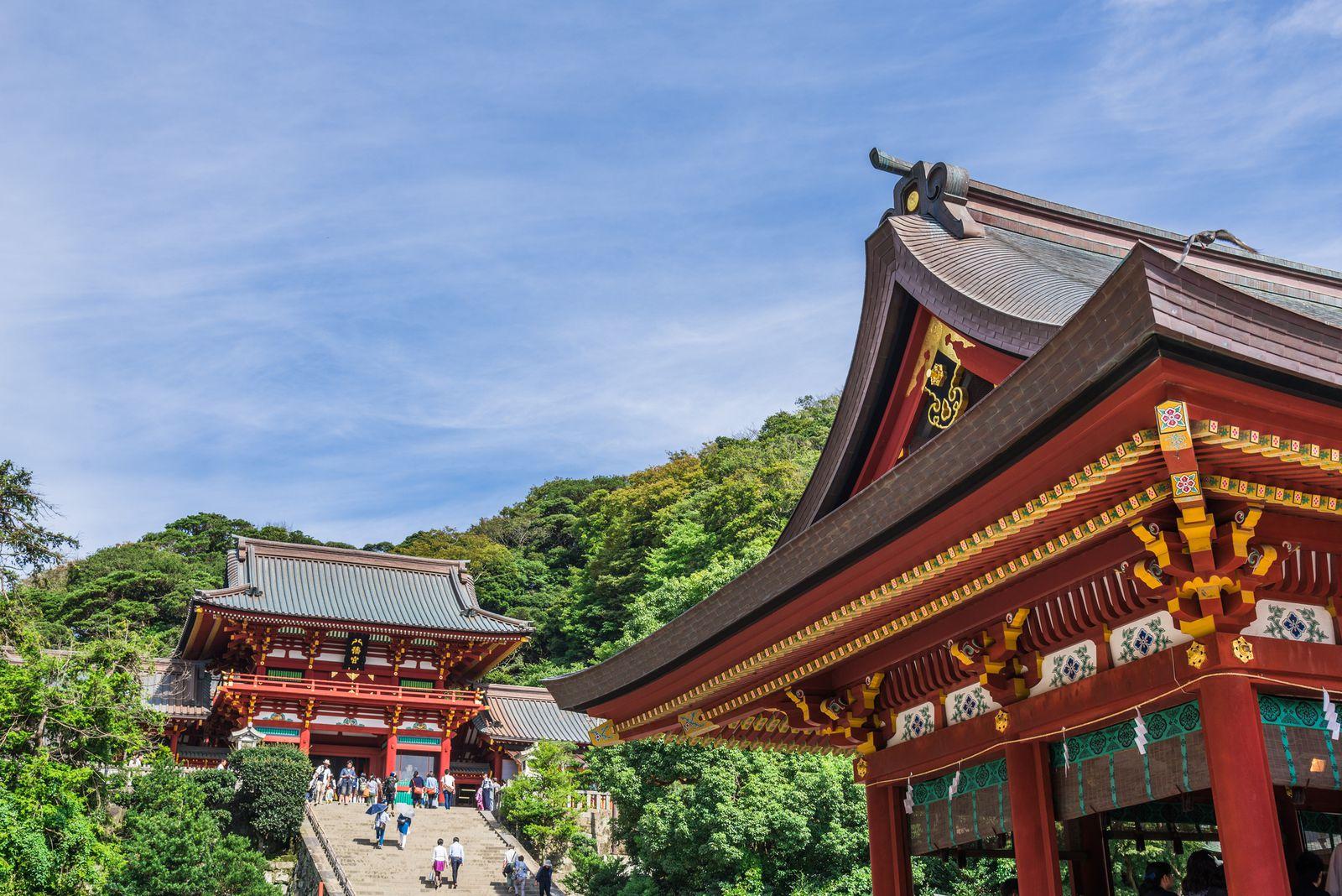 観光で訪れたい人気スポット!鎌倉のおすすめ神社・寺ランキングTOP15 18枚目の画像