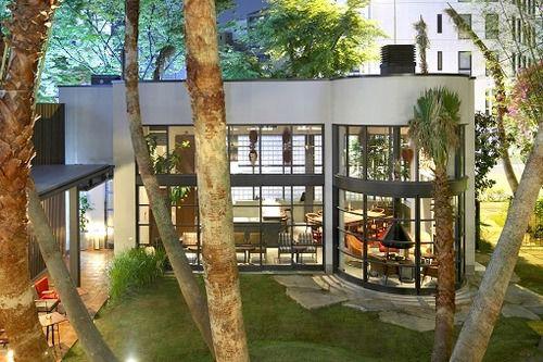 海外気分で泊まろう。国内のお洒落なデザイナーズホテル6選