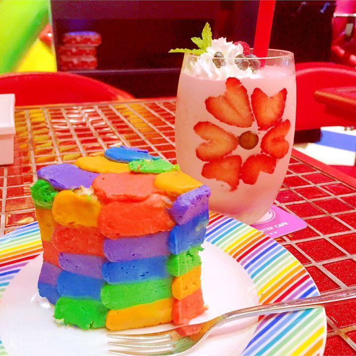 そこは別世界!インスタに載せたい「可愛くておしゃれなカフェ」東京都内6店