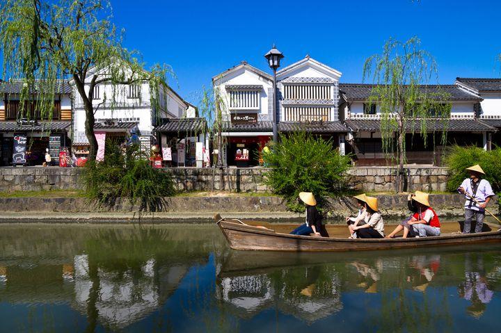 春に行きたい!岡山ならでは盛りだくさんの2泊3日観光プラン