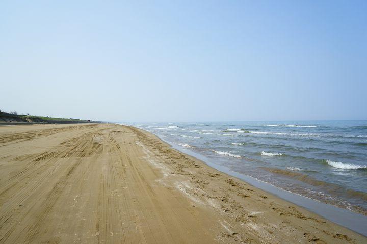 車で走れる砂浜・千里浜なぎさドライブウェイの楽しみ方