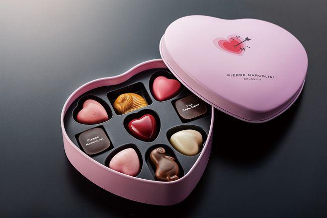 バレンタイン チョコ 人気
