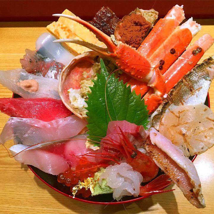 金沢駅近で海鮮三昧!金沢駅近くのおいしい海鮮5選