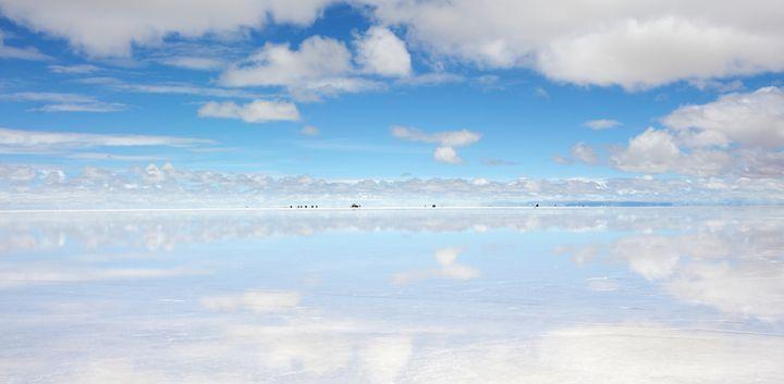 もう一つのウユニ塩湖が日本に!本当は教えたくない秘境「