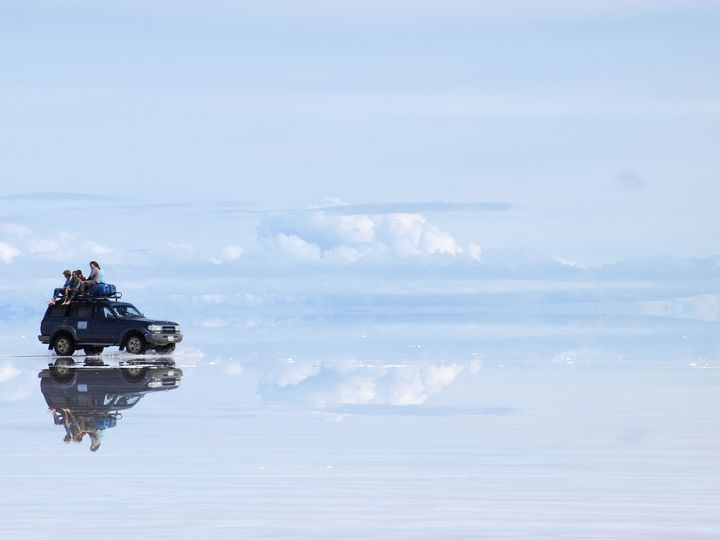 もう一つのウユニ塩湖が日本に!本当は教えたくない秘境「江川海岸」とは