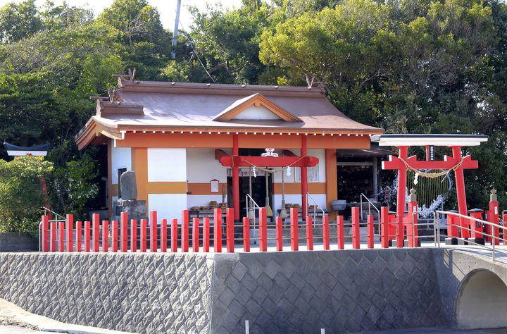 仰天光景!鹿児島のパワースポット釜蓋神社の楽しみ方