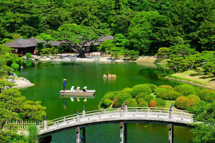 アメリカの庭園雑誌が選んだ!美しすぎる日本庭園ランキングTOP20