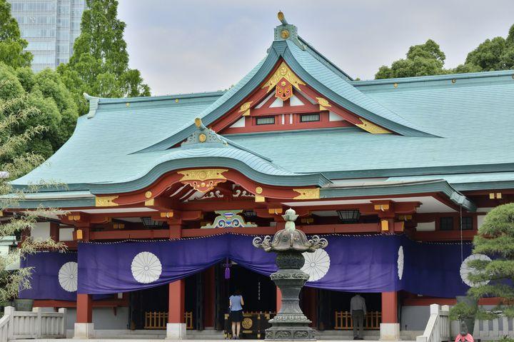 初詣はここで決まり!お正月に訪れたい東京都内の神社・お寺10選をご紹介