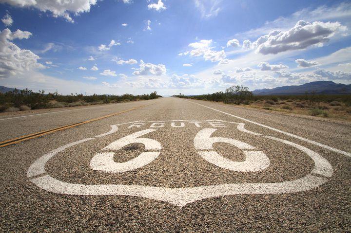 一度は横断したい!アメリカ文化発祥の地「ルート66」は魅力いっぱい