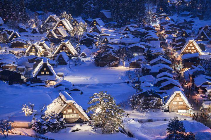冬のおでかけに悩むアナタへ!「絶景」で決める国内旅行先7選【東日本編】