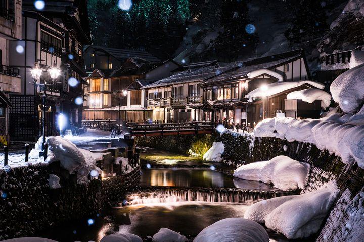 感動の冬に巡り会う旅。日本国内の本当に美しい「冬の絶景」30選