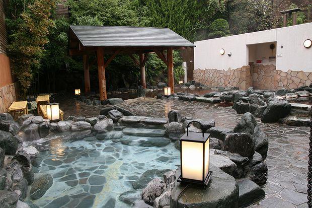 """""""ちょっと疲れた""""と感じるあなたへ。東京都内でおすすめの「温泉スポット」9選"""