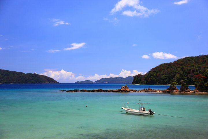 奄美大島から15分!神秘の島『加計呂麻島』へ行くべき理由
