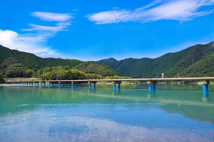 日本最後の清流!「四万十川」にかかる沈下橋おすすめ5選